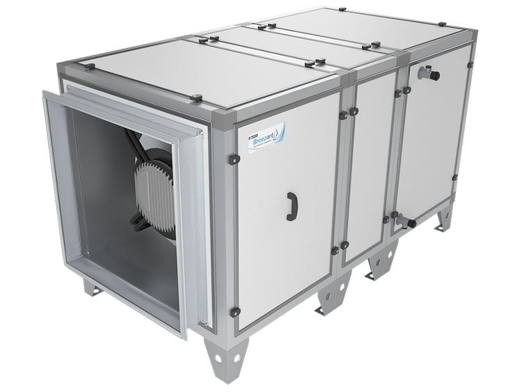 Приточные установки Breezart Aqua с водяным калорифером