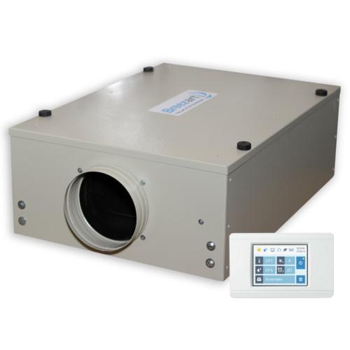 Приточные установки Breezart Lite с электрическим калорифером